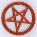 Bijoux de hacker satanique pour Halloween