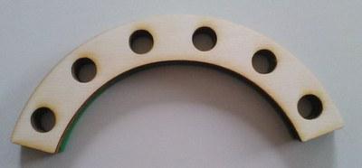 pièce de jouet en bois découpée au MIPS-lab