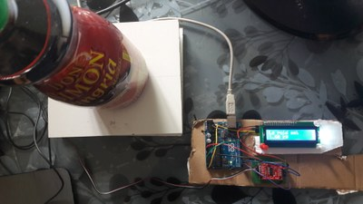 Arduino balance