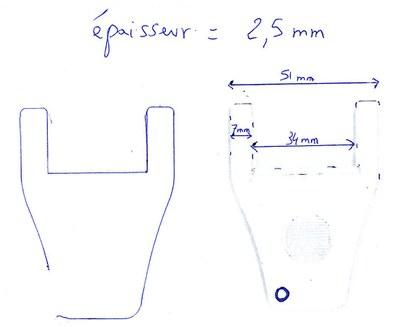photocopie contour