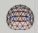Dôme Géodésique (connecteurs)