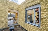 Aujourd'hui les maisons s'impriment en 3D