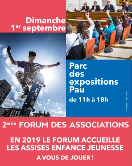 Le MIPS au 2ème forum des associations le 1er septembre