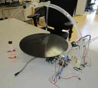 Scanner 3D : présentation du travail effectué à l'UPPA