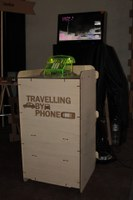 BioBX Travelling by phone