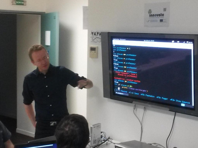 Python Code Week