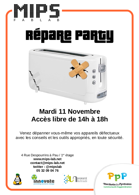 Répare Party