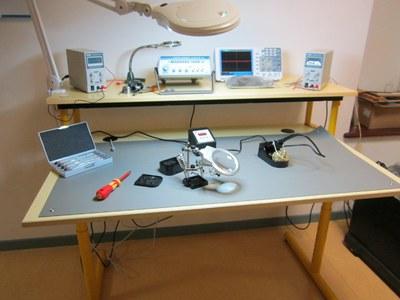 Table électronique